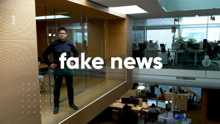 Le journaliste anti-fake news